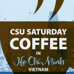CSU Saturday in Ho Chi Minh, Vietnam